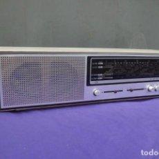 Gramófonos y gramolas: ESPECTACULAR RADIO MULTIBANDA SIEMENS KLANGMEISTER RG 405. Lote 186063895