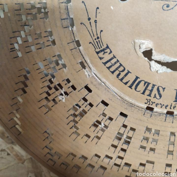 Gramófonos y gramolas: Disco de cartón para Ariston - Foto 4 - 190359548