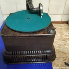 Gramófonos y gramolas: GRAMÓFONO ORIGINAL AÑOS 20. Lote 191831331
