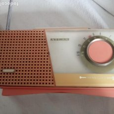 Gramófonos y gramolas: RADIO VANGUARD MOD ATLAS / 7 TRANSISTORES ( 125 V)( 6V). Lote 194402415
