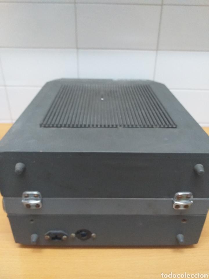 Gramófonos y gramolas: Antiguo tocadiscos maleta marca STIBERT mod 706, para restaurar o piezas - Foto 5 - 194505807
