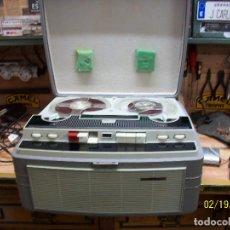 Gramófonos y gramolas: ANTIGUO MAGNETOFONO PHILIPS-MODELO ST 459/00-FUNCIONA. Lote 194551368
