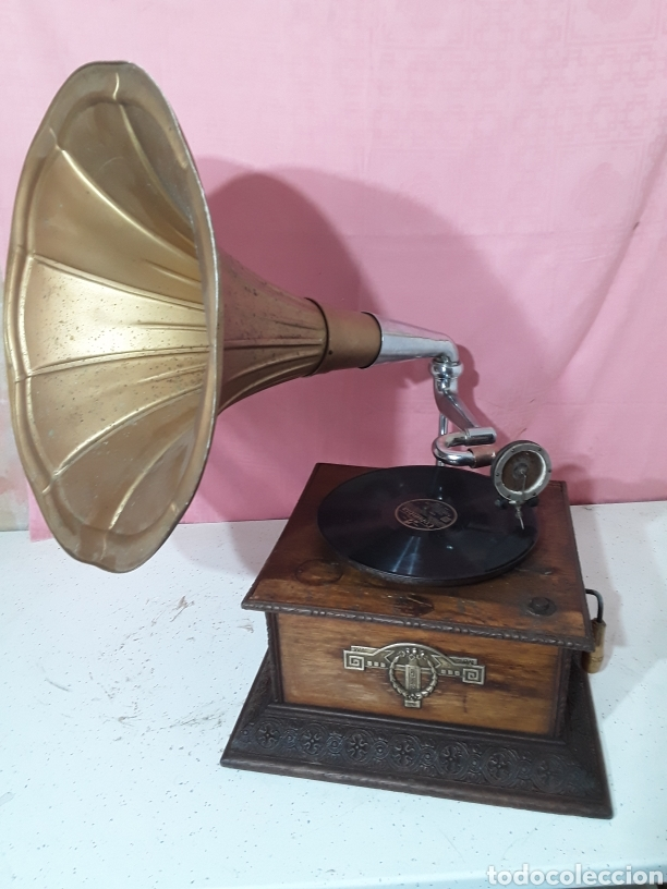 GRAMOLA O GRAMOFONO (Radios, Gramófonos, Grabadoras y Otros - Gramófonos y Gramolas)