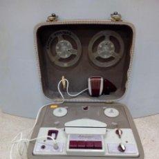 Gramófonos y gramolas: MAGNETÓFONO INGRA AÑO 1961. Lote 195276257