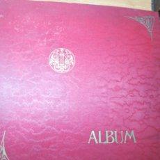 Gramófonos y gramolas: ALBUM DE 12 DISCOS DE GRAMOLA DE MÚSICA CLÁSICA. Lote 190587333
