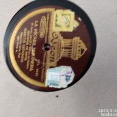 Gramófonos y gramolas: DISCO PIZARRA. Lote 197832096