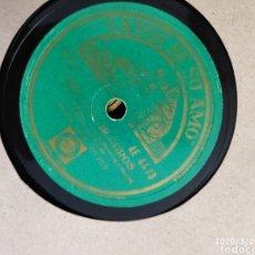 Gramófonos y gramolas: DISCO. Lote 197839243