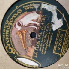 Gramofones e jukeboxes: DISCO PIZARRA. Lote 197839368