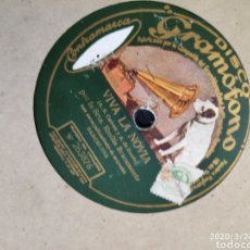 Gramofones e jukeboxes: DISCO PIZARRA. Lote 197839745