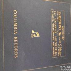 Gramófonos y gramolas: DISCO PIZARRA ÁLBUM. Lote 197887403