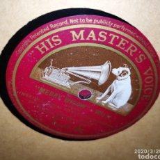 Gramófonos y gramolas: DISCO PIZARRA. Lote 197888648