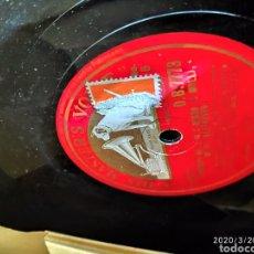 Gramófonos y gramolas: DISCO PIZARRA. Lote 197889143