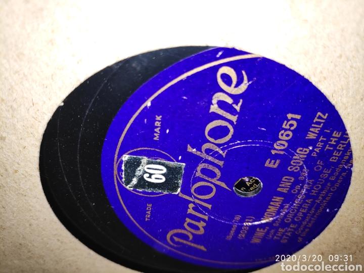 DISCO PIZARRA (Radios, Gramófonos, Grabadoras y Otros - Gramófonos y Gramolas)