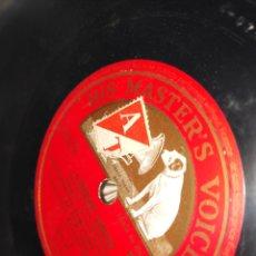 Gramófonos y gramolas: DISCO PIZARRA. Lote 198591026