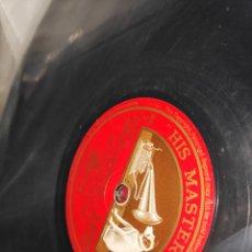 Gramófonos y gramolas: DISCO PIZARRA. Lote 198591056