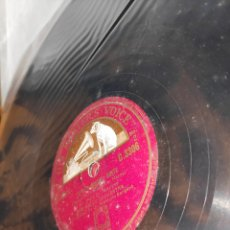 Gramófonos y gramolas: DISCO PIZARRA. Lote 198591545