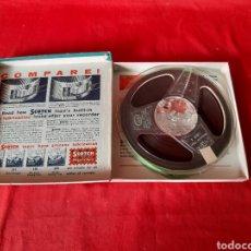 Gramófonos y gramolas: CINTA ANTIGUA DE MAGNETOFON DES CONOZCO SI LLEVA ALGO GRABADO. Lote 200634098