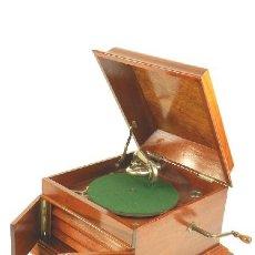Phonographes: ANTIGUO GRAMOFONO AÑO 1920 ANTIQUE GRAMOPHON. Lote 202286562
