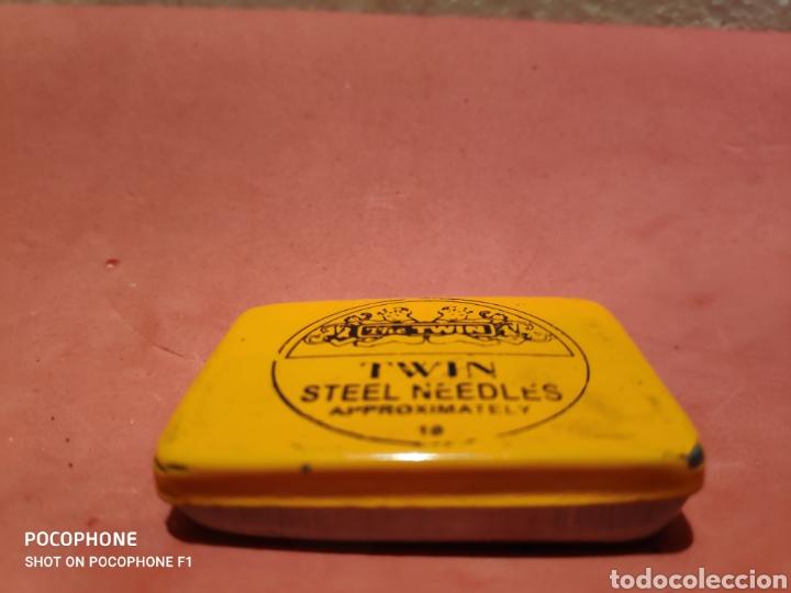 Gramófonos y gramolas: Caja 10 agujas de gramófono - Foto 2 - 204619857