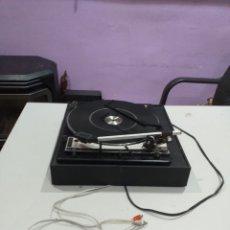Gramófonos y gramolas: TOCADISCOS VIETA UNO -BSR MCDONALD 610 VIETA UNO. Lote 206753662
