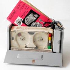 Gramófonos y gramolas: MAGNETÓFONO, DICTÁFONO MAGNÉTICO MARCA GELOSO, MADE IN ITALY. MODELO G257. CON SU MALETÍN ORIGINAL.. Lote 206949065