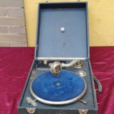 Grammofoni e gramolas: ANTIGUA GRAMOLA. Lote 210554737