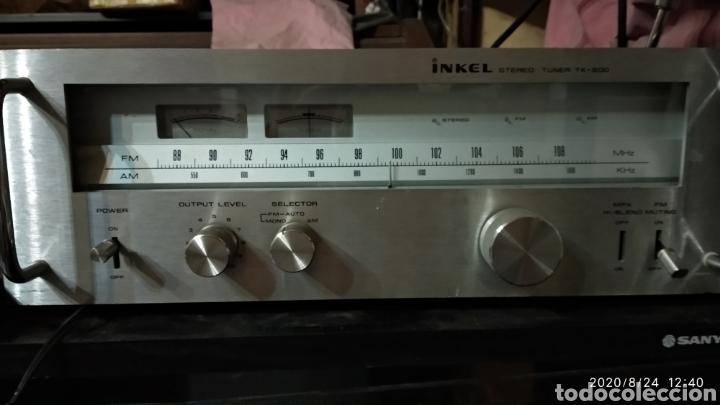 SINTONIZADOR INKEL (Radios, Gramófonos, Grabadoras y Otros - Gramófonos y Gramolas)