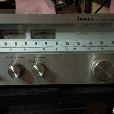 Gramófonos y gramolas: SINTONIZADOR INKEL. Lote 215256403