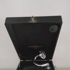 Gramófonos y gramolas: GRAMOFONO COLUMBIA 211H. FABRICADO 1930, EXCELENTE - VER VIDEO. Lote 216703866
