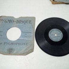 Gramófonos y gramolas: ORIGINAL. Lote 217107143