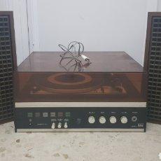 Gramófonos y gramolas: TOCADISCO BETTOR EF-53. FUNCIANANDO. Lote 218152310