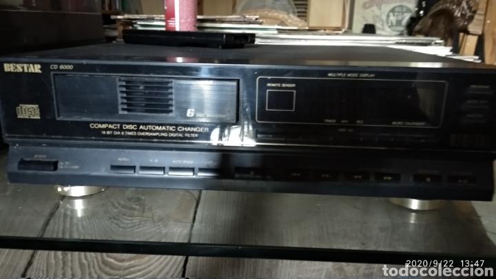 Gramófonos y gramolas: Lector de cd - Foto 3 - 218499628