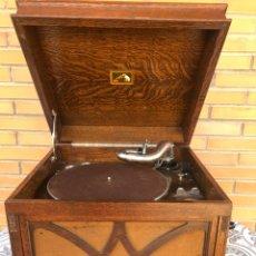 Gramófonos y gramolas: GRAMÓFONO GRAMÓLA HMV 130. MÁS PONIENDO USMO EN EL BUSCADOR.LA VOIX DE SON MAITRE LA VOZ DE SU AMO.. Lote 219094807