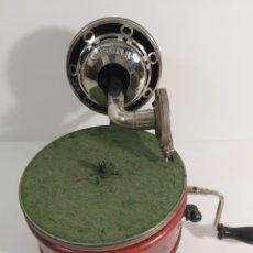 Gramófonos y gramolas: GRAMOFONO NIRONA. Lote 219467505