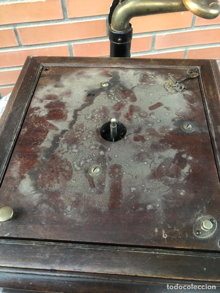 Gramófonos y gramolas: Victrola VI victor gramofono más poniendo USMO rca VV-VI talking machine - Foto 13 - 220628603