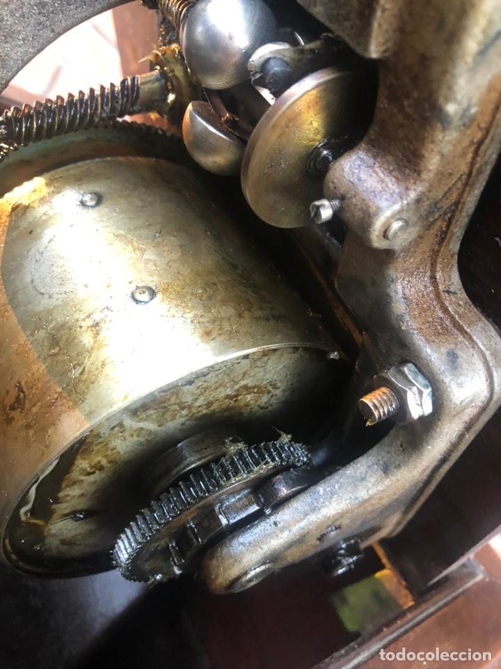 Gramófonos y gramolas: Victrola VI victor gramofono más poniendo USMO rca VV-VI talking machine - Foto 19 - 220628603