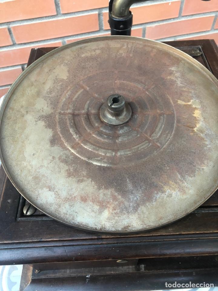 Gramófonos y gramolas: Victrola VI victor gramofono más poniendo USMO rca VV-VI talking machine - Foto 23 - 220628603
