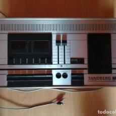 Gramófonos y gramolas: REPRODUCTOR HF DE CASETTES TANDBERG. I 50 CASETTES. Lote 221538138
