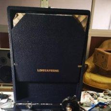 Gramófonos y gramolas: GRAMOLA LINGUAPHONE. Lote 221920512