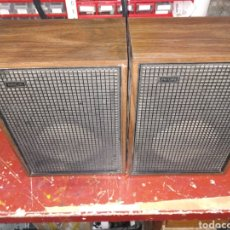 Gramofones e jukeboxes: PAREJA DE ALTAVOCES ANTIGUAS DE PHILIPS 8 OHM. Lote 223718930
