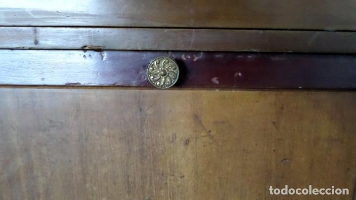 Gramófonos y gramolas: GRAMOLA O GRAMOFONO DE MADERA -- No funciona - Foto 12 - 227266975