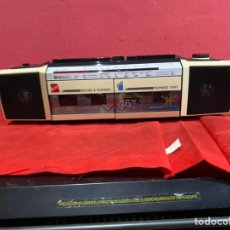 Gramofones e jukeboxes: ANTIGUO RADIO CASSETTE SANYO PLAYBACK ONLY LITTLE MINI. Lote 231135725