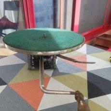Phonographes: ANTIGUO MOTOR GRAMÓFONO COMPLETO. FUNCIONANDO. Lote 231395010