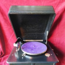 Gramofones e jukeboxes: GRAMOFONO DE SALON EDELTON- ALEMANIA 1925- EXCELENTE Y FUNCIONANDO (VIDEO). Lote 233231135