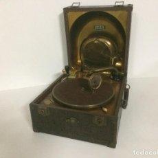 Phonographes: GRAMOLA. Lote 233323550