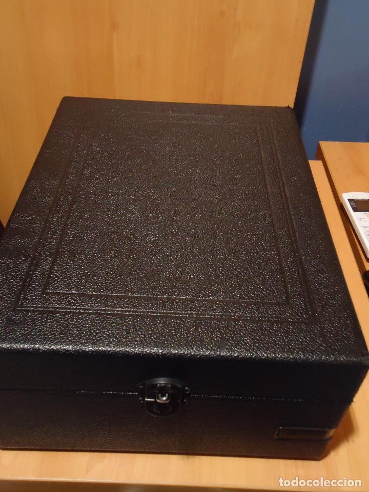Gramófonos y gramolas: MAGNIFICO E IMPECABLE GRAMOFONO VOZ DE SU AMO - Foto 10 - 236894485
