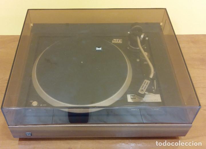 TOCADISCOS DUAL 1235 AUTOMATIC (Radios, Gramófonos, Grabadoras y Otros - Gramófonos y Gramolas)