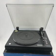 Gramófonos y gramolas: TOCADISCOS AKIYAMA ACORDE GRABADOR USB/SD FULL RECORD (PARA PIEZAS O REPARAR). Lote 238414510