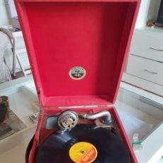 Gramófonos y gramolas: GRAMÓFONO, GRAMOLA. Lote 240001050