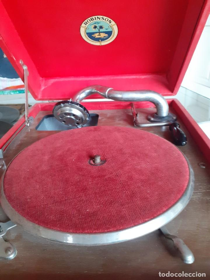 Gramófonos y gramolas: Gramófono, gramola - Foto 8 - 240001050